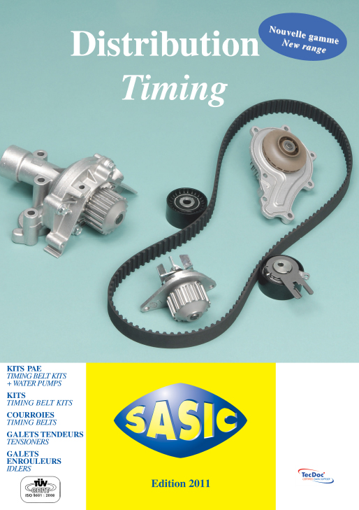 catalogue sasic